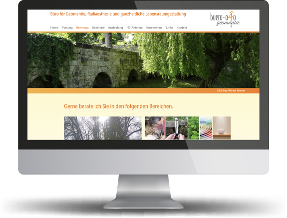 website buero 040 geomantie