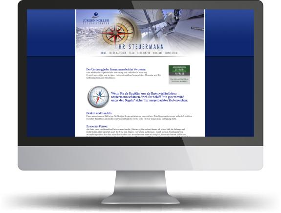 website steuerbüro noller