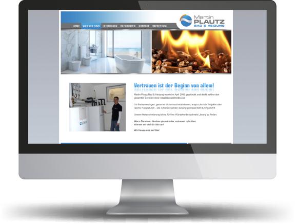 website plautz bad und heizung