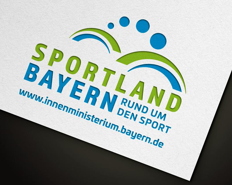Fimenlogo Sportland Bayern