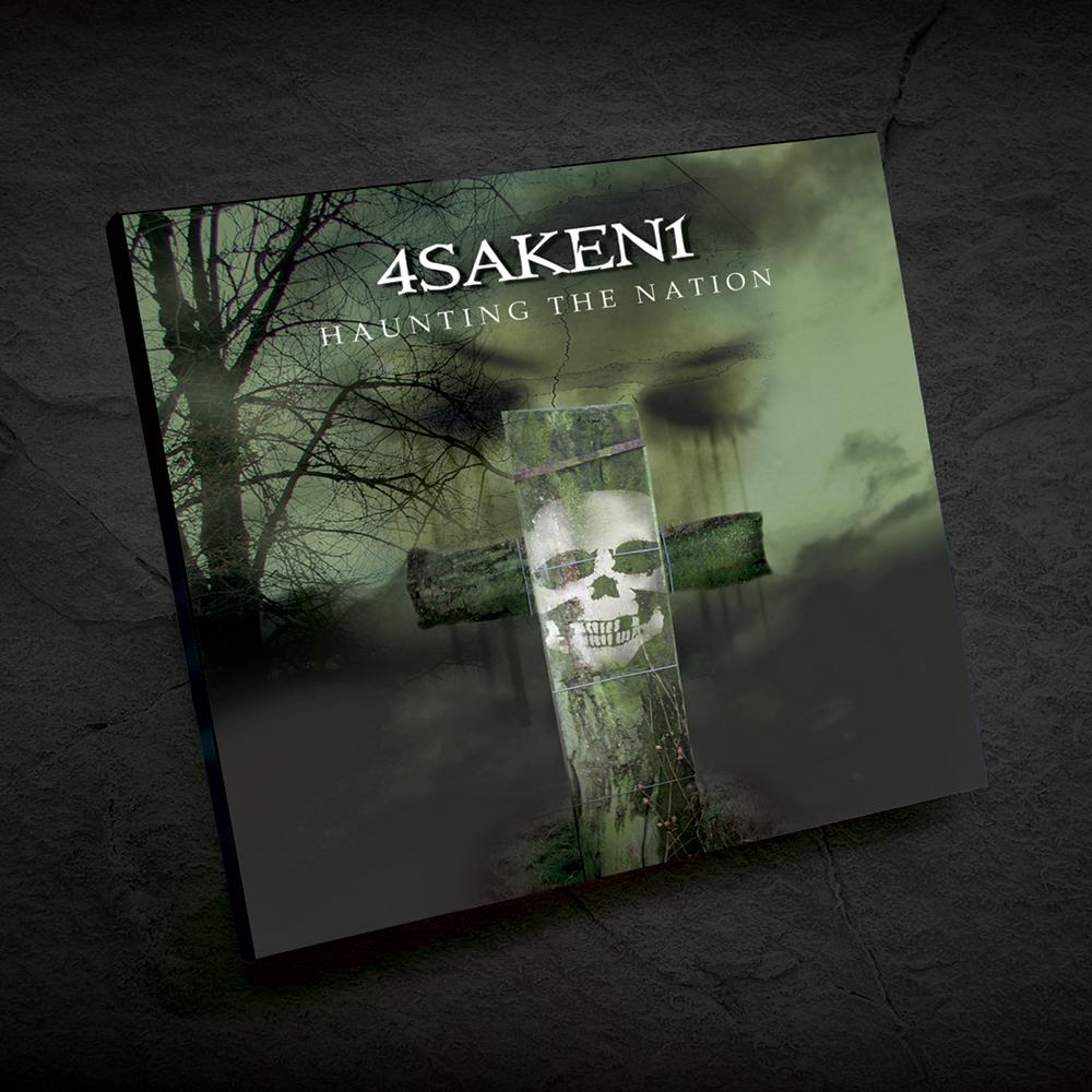 CD Cover und Booklet gestalten Hard Rock Metal