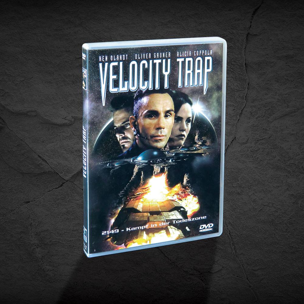 Gestaltung DVD Hülle