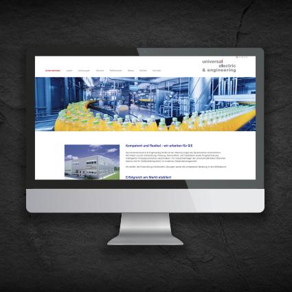 Webseiten Gestaltung, Webdesign Lörrach